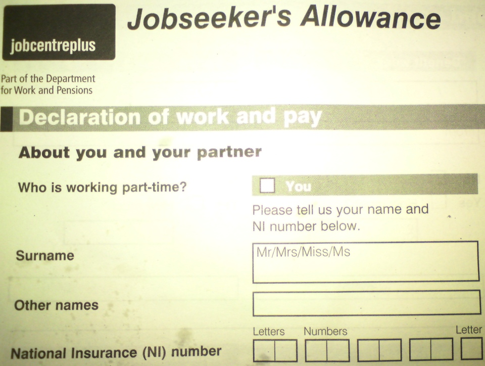 Getting Off Benefits The Worst Part Of Unemployment